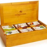adagio teas box
