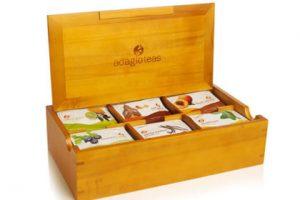 adagio teas box