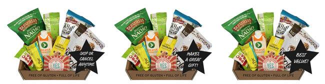 American Gluten box