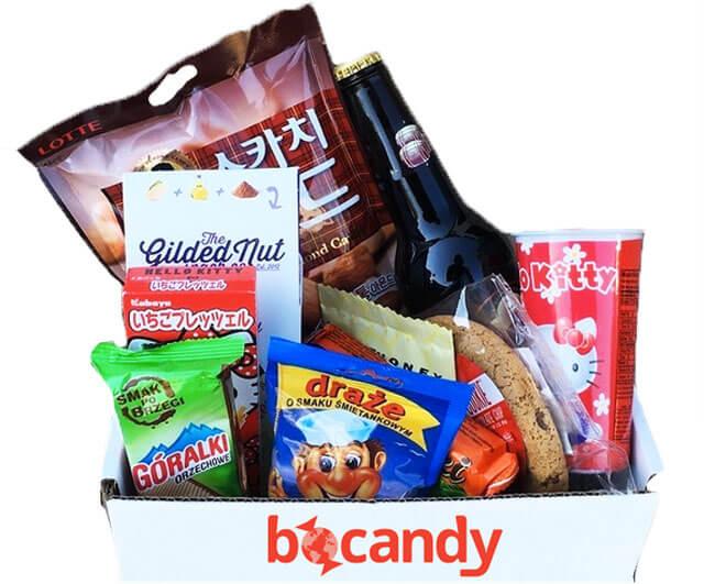 Bocandy box