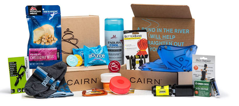 Cairn Subscription Boxes