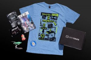 Loot Crate 2016