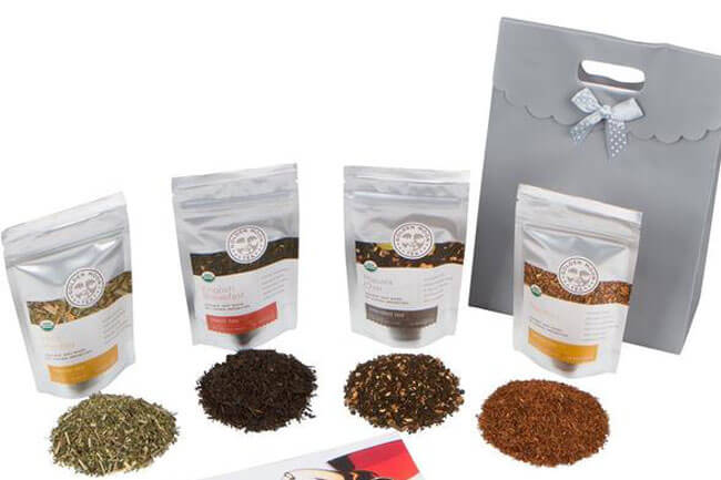 golden moon tea subscription box
