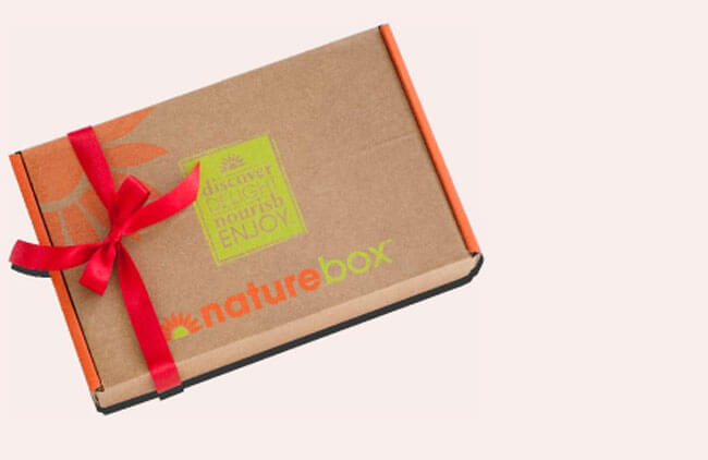 nature box subscription box