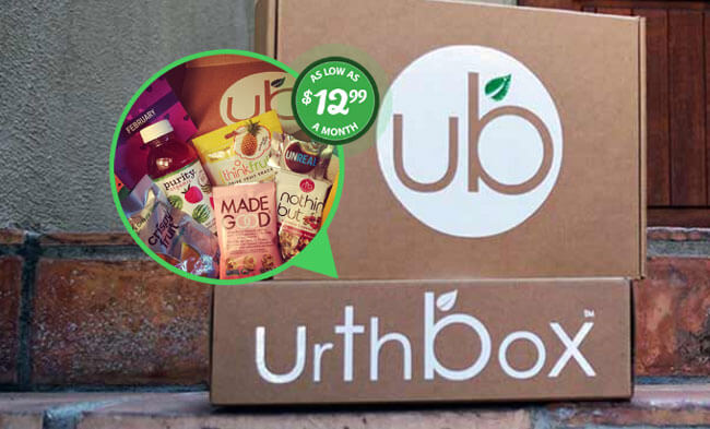 urthbox subscription box