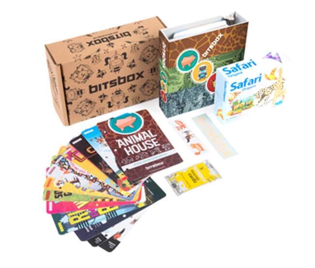 Bitsbox subscription boxes