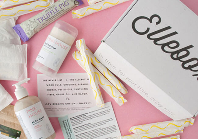 ElleBox subscription boxes