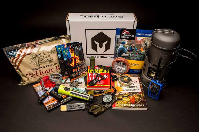 Battlbox subscription boxes