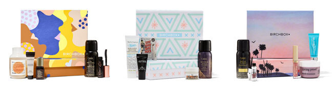 Birchbox boxes for moms