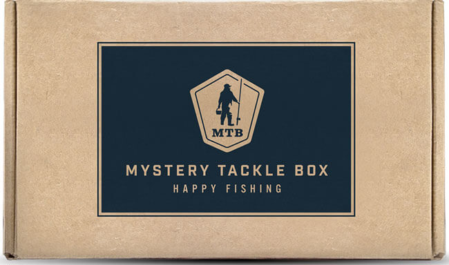 Mystery Tackle subscription boxes