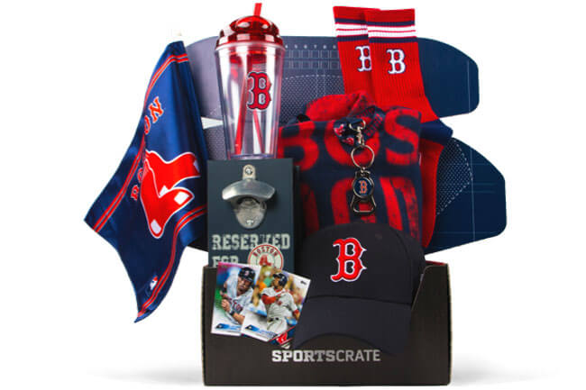 Sports Crate subscription boxes
