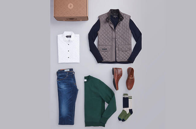 Trunk Club subscription boxes