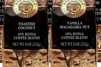 hawaii coffee box