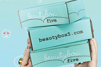 Beauty Box 5 box image