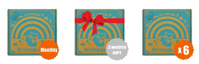 Bramble Box subscription image