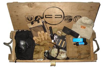 crate club box