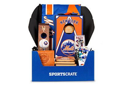 sports crate box