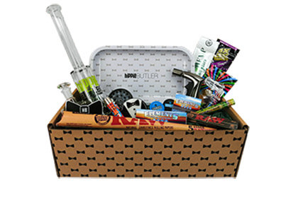 Hippie Butler box image