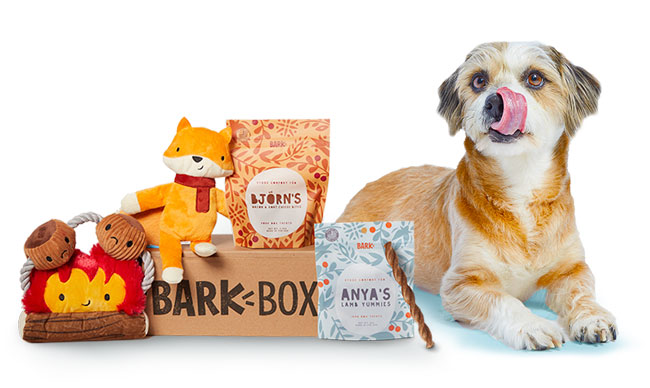 BarkBox subscription