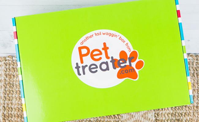 Pet-Treater box