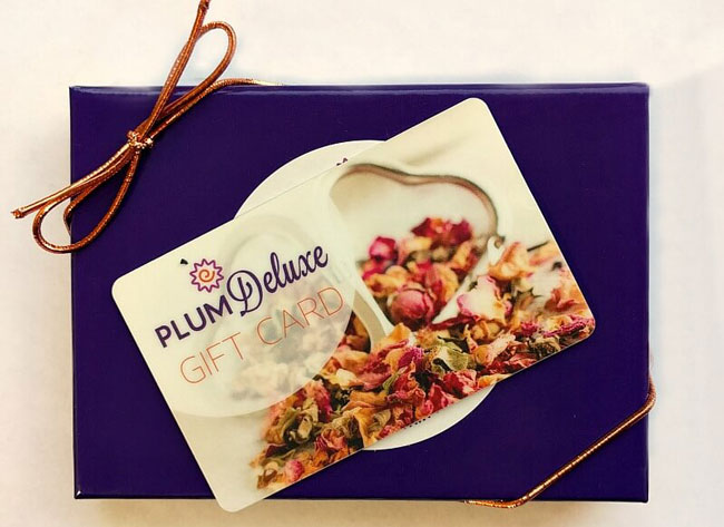 Plum Deluxe Gift Card