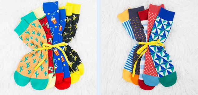 Say It With A Sock subscription box
