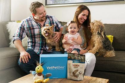 VetPet Box subscription box