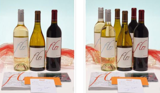 Revel Wine Club gift wine packet