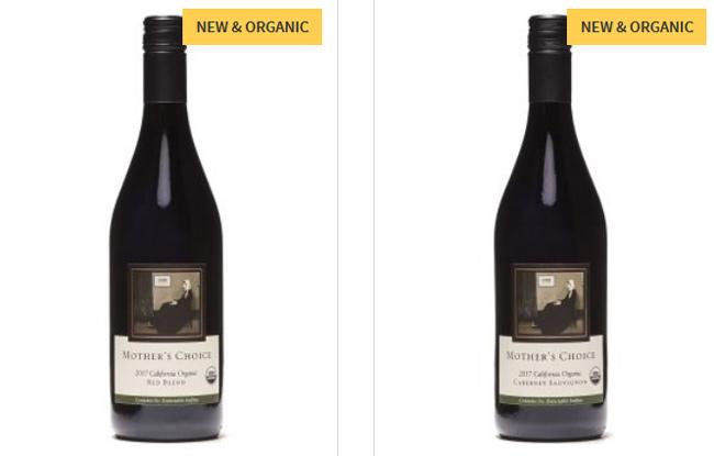 Revel Wine Club organic wine