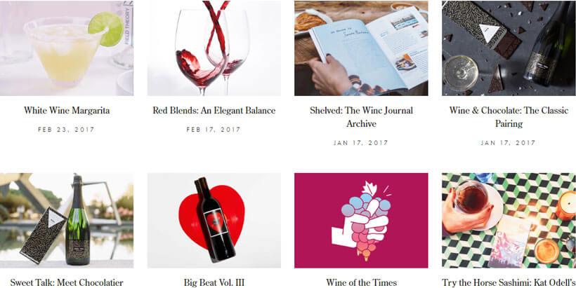 Winc Blogs