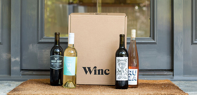 wine gift option box
