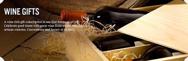 wine gifts box